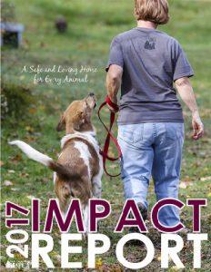 NHSPCA 2017 Impact Report
